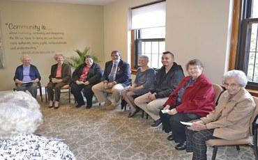 Community Wellness Room Dedicated