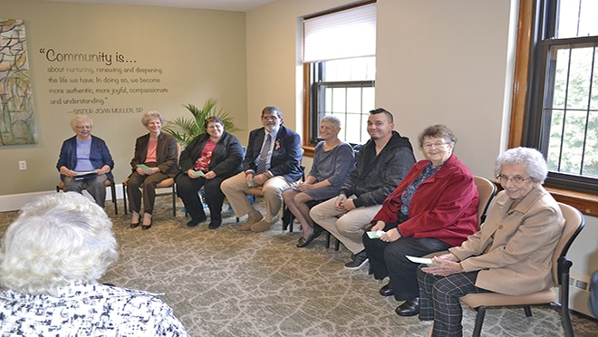 Community Wellness Room Dedicated