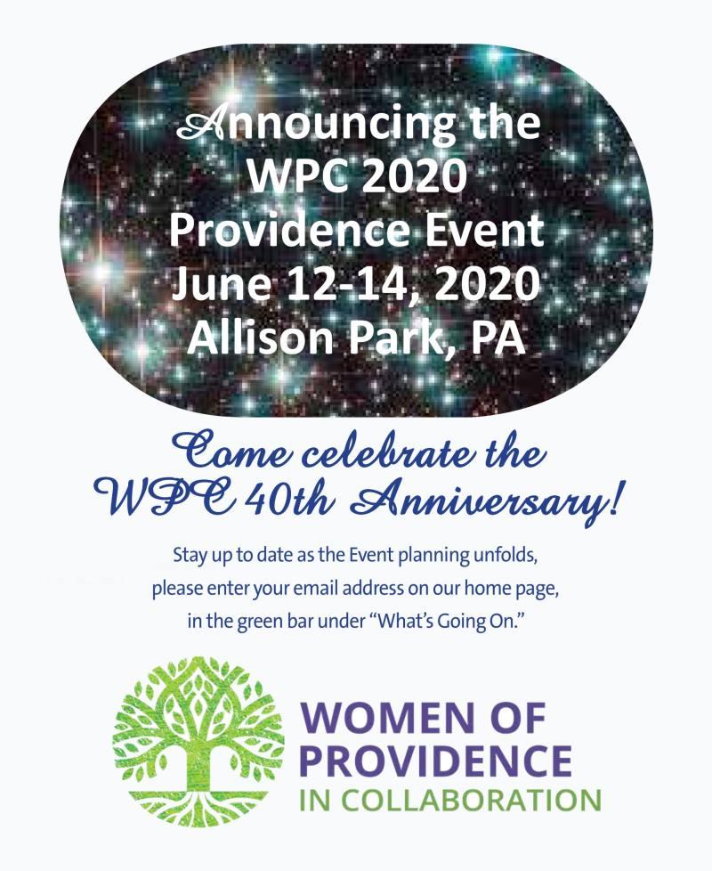 Providence 2020 June 12-14