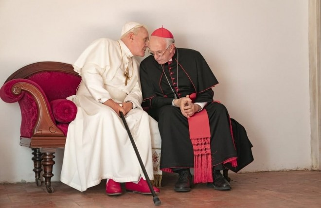 "Truth and Love in ""The Two Popes"""