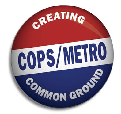 CDPs Report on COPS/Metro Coronavirus Initiative
