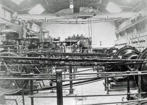 SWEHS 5.2.005.jpg - Date 1905 - Dorchester Street Generating Station, Churchill Bridge. Commenced supply 1890. Bath and North East Somerset, Bath, City .