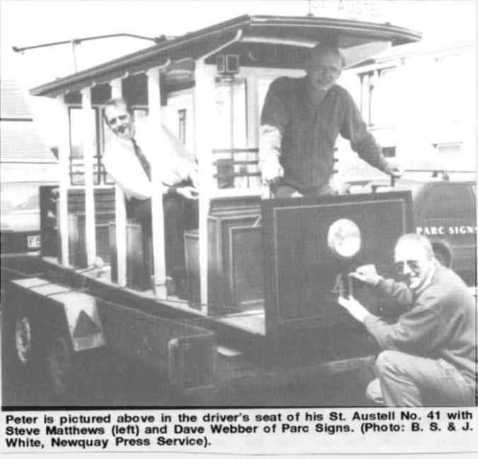 Model Tramcar