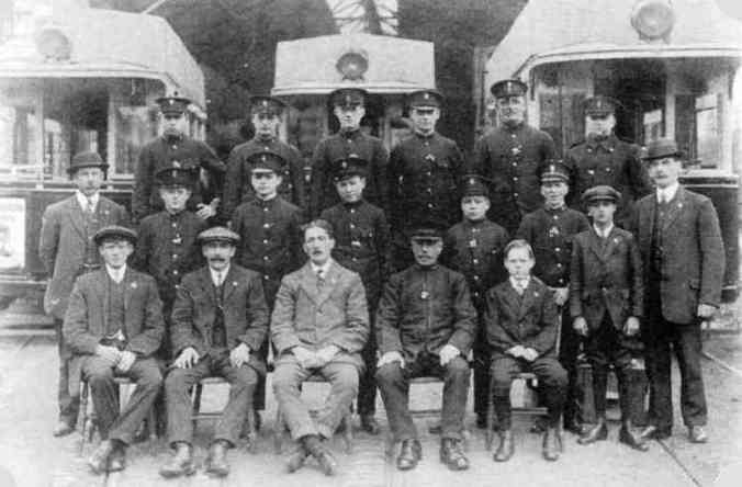The Staff at East Reach Depot