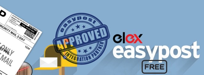 Envoi FedEx, UPS et USPS via EasyPost