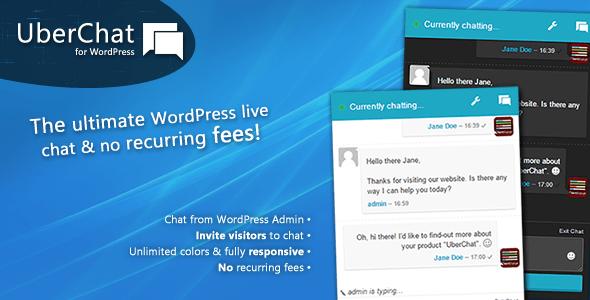Uber Chat - Plugin WordPress Ultimate Live Chat