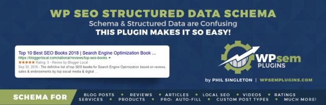 Schéma de données structuré WP SEO