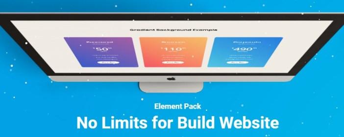 Paquete de elementos para Elementor