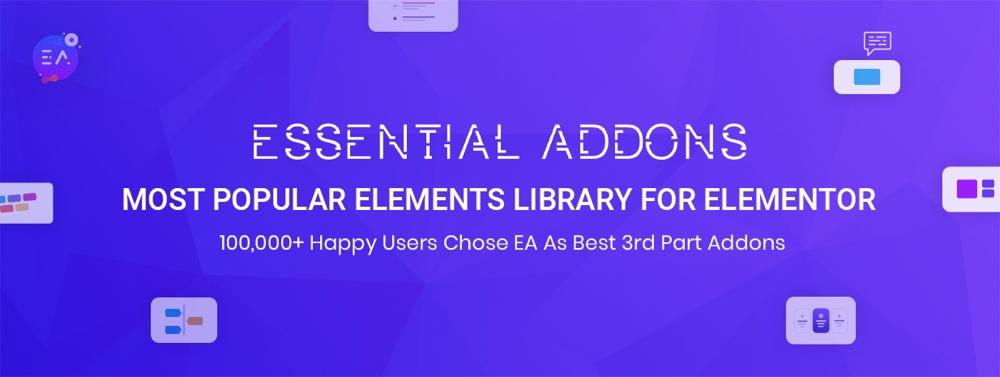 Основные дополнения для Elementor