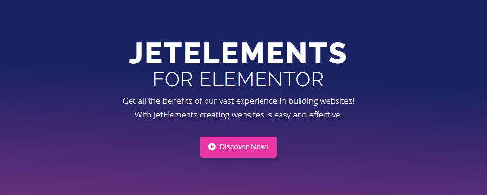 JetElements Addon for Elementor