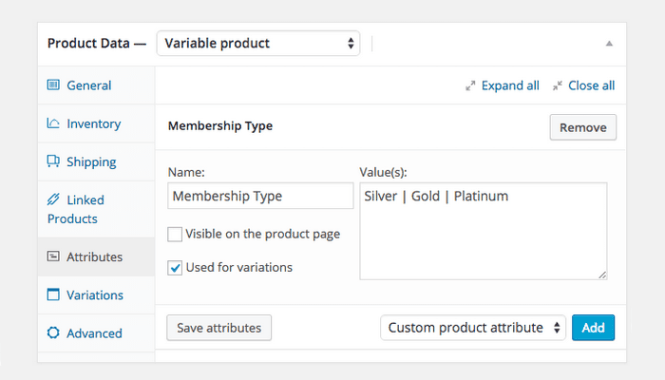 Les adhésions WooCommerce ajoutent des valeurs