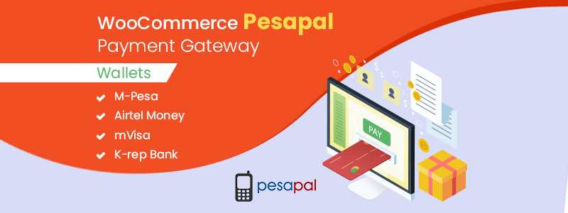 WooCommerce Pesapal Payment Gateway