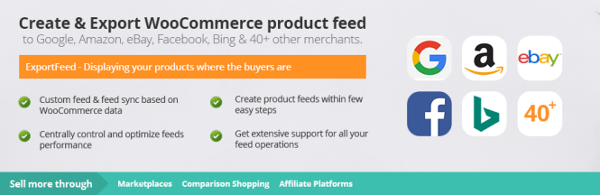 WooCommerce Product ExportFeed