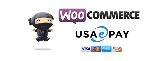 Passerelle de paiement WooCommerce USAePay