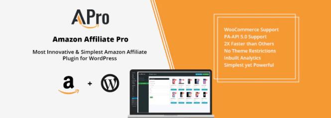AAPro - Plugin WordPress pour Amazon Affiliate Pro