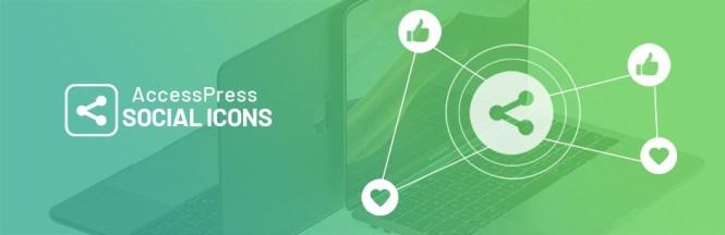 Plugin AccessPress Social Icons