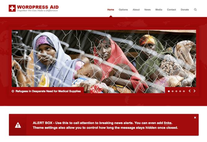 aide-charité-wordpress-theme