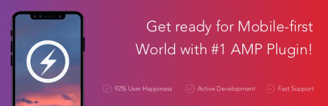 AMP pour WP Plugin WordPress gratuit