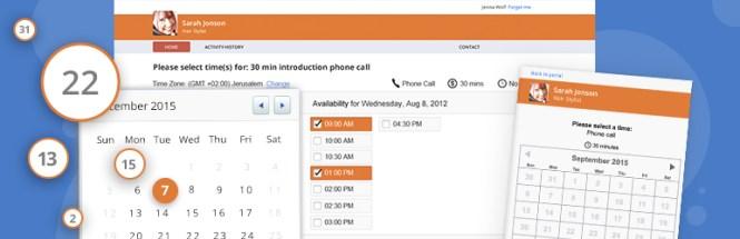 Prise de rendez-vous et planification en ligne WordPress gratuit Plugin