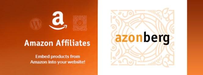 Azonberg - Gutenberg Amazon Affiliates Intégrer