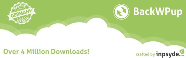 BackWPup Free WordPress Plugin