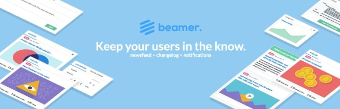 Beamer Notification Plugin