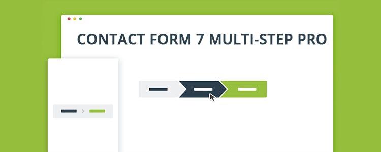 Контактная форма Seven 7 Multi-Step Pro Extension