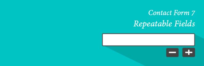 Formulaire de contact 7 champs répétables Extension gratuite