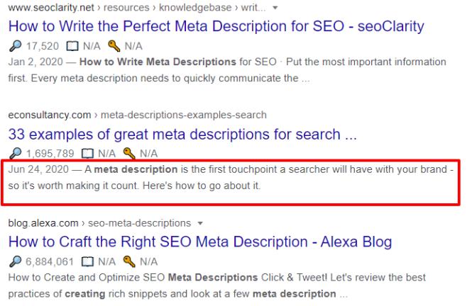 Améliorez votre CTR dans WordPress avec des méta descriptions