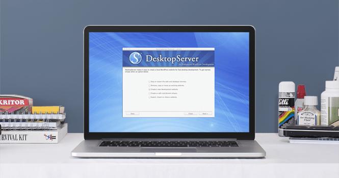 Pourquoi utiliser DesktopServer
