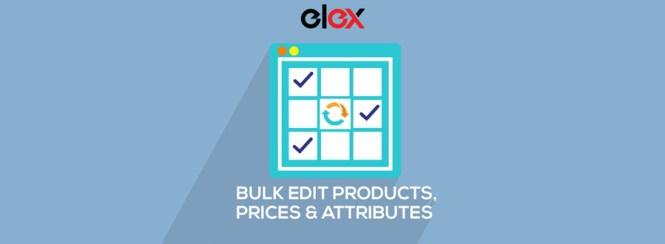 ELEX WooCommerce Advanced Bulk Modifier les produits, les prix et les attributs
