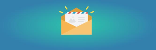 Courriel et lettres d'information
