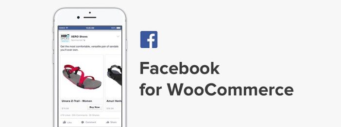 Descargar Facebook para WooCommerce