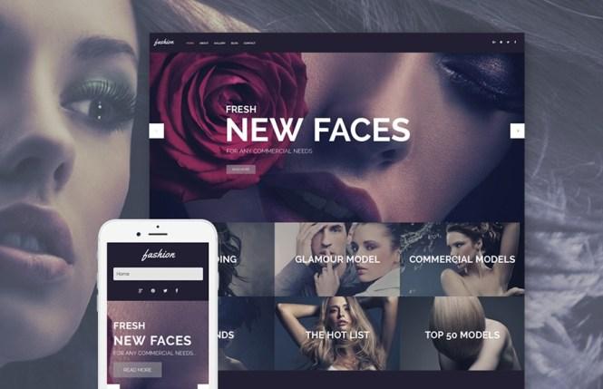 Thème WordPress Fashion Spot