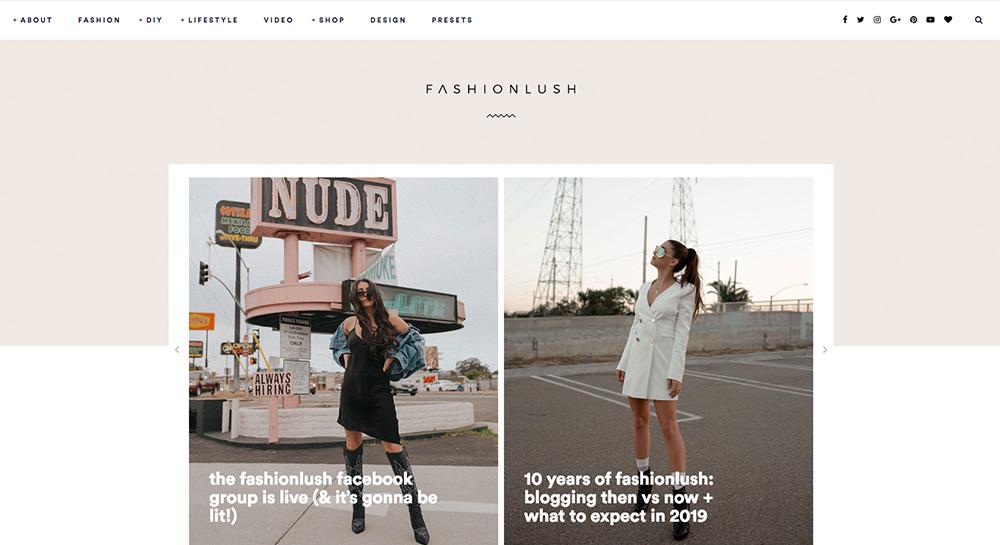Fashionlush Beauty Blog