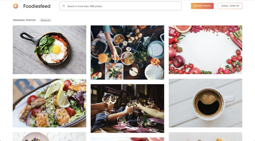 foodiesfeed high-reslution free stock photos wpexplorer