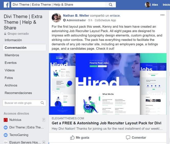 Devenez rédacteur pigiste: Groupes Facebook