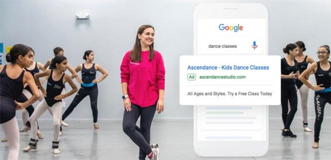 Annonces Google