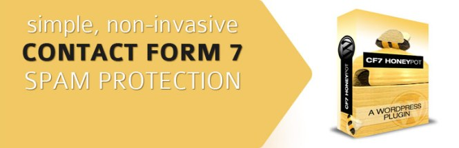 Formulaire de contact 7 Extension Honeypot