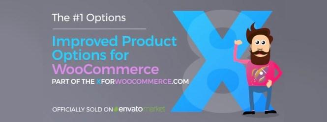Options de produit améliorées pour WooCommerce