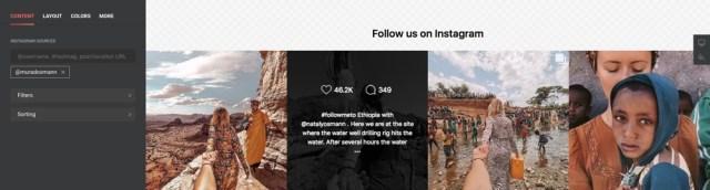 InstaShow Instagram Feed Plugin for WordPress
