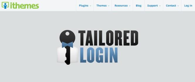 Plugin WordPress de connexion personnalisée ithemes