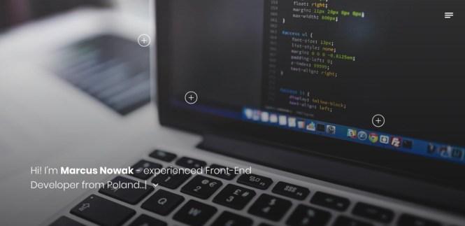 Thème WordPress Jab Advanced Personal Resume vCard