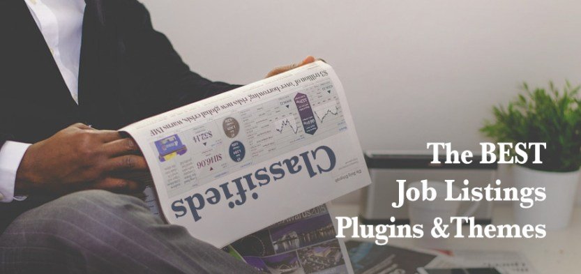 The Best Job Board WordPress Plugins and Themes