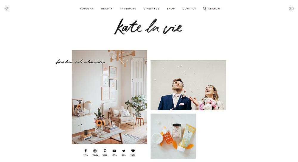 Kate La Vie Beauty Blog