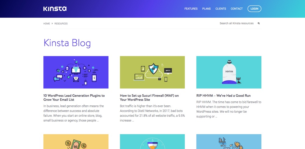 WordPress Blogs You Should Follow - Kinsta