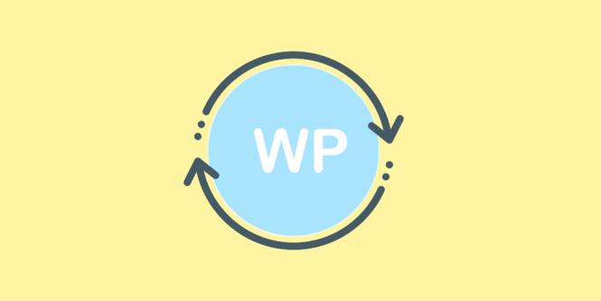 Exécutez la dernière version de WordPress