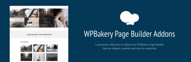 addons livemesh pour le constructeur de pages wpbakery