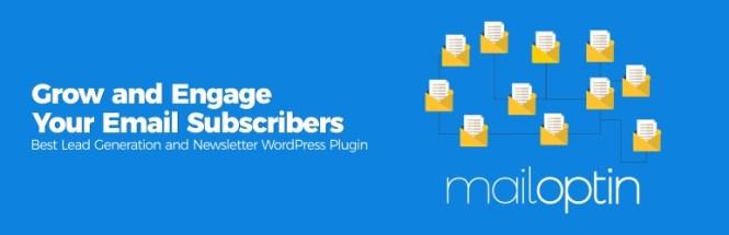 MailOptin - Popups, Email Formulaires Optin & Newsletters