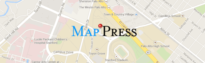 Meilleurs plugins de cartographie: MapPress